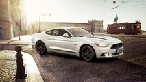 Ford Mustang Black Shadow ve Blue özel versiyonları