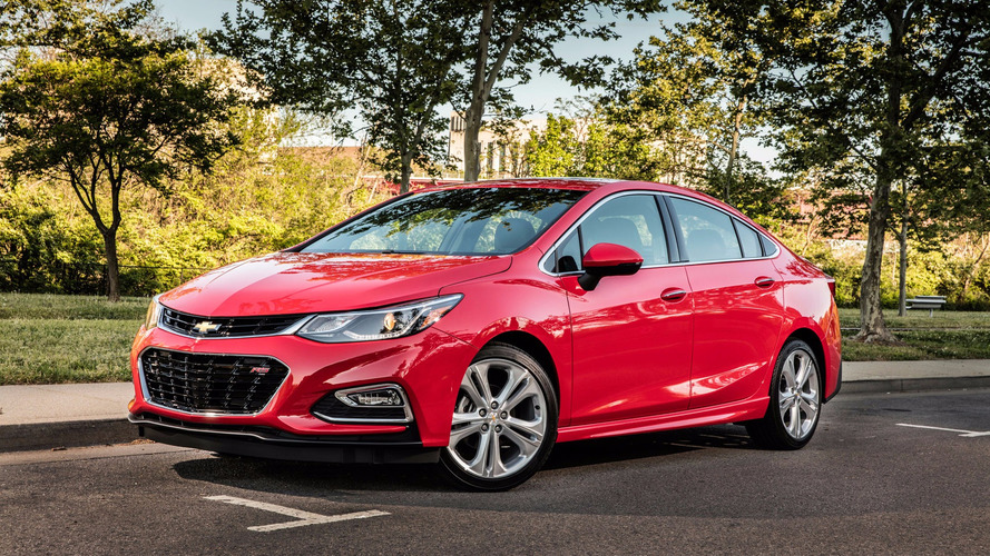 Chevy Cruze pulls upset in Consumer Reports Top Compact category