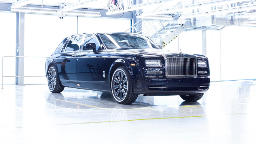 Rolls-Royce Phantom history in pictures