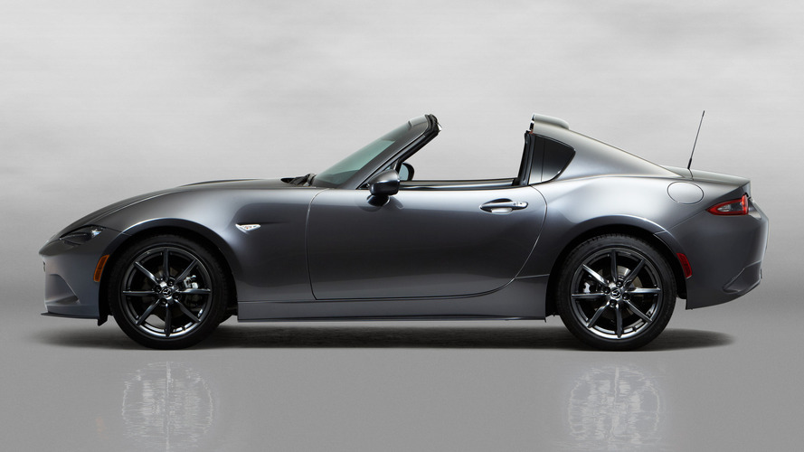 Mazda MX-5 Miata RF arriving at U.S. dealers two months early