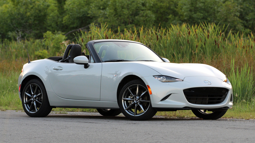 Mazda MX-5 gets heavily updated 182bhp engine in Japan