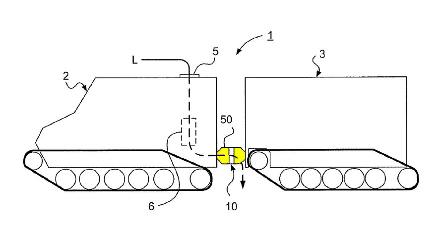 Apple patents complex articulated steering system