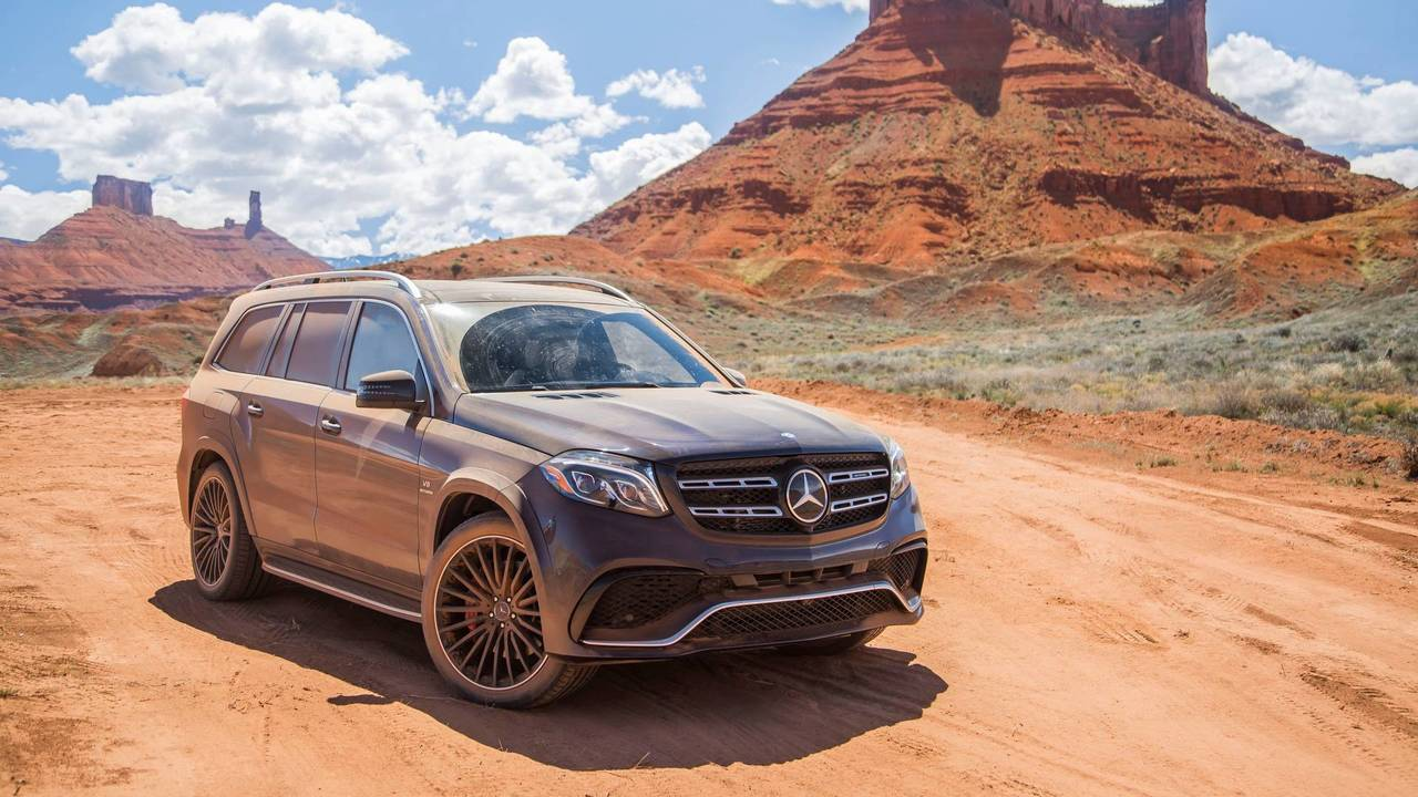 6. Mercedes-Benz GLS AMG 63 4MATIC: Up to $141,075