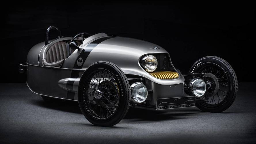 Morgan Electric 3 Wheeler Going Into Production Next Year