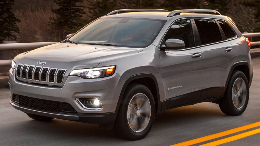 Jeep Cherokee restyling, le prime foto