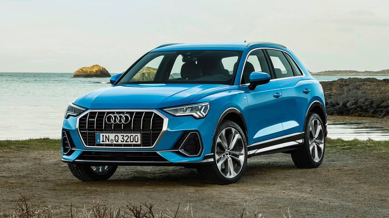 2019 audi q3 rendered in rs trim looks freaking fantastic. Black Bedroom Furniture Sets. Home Design Ideas