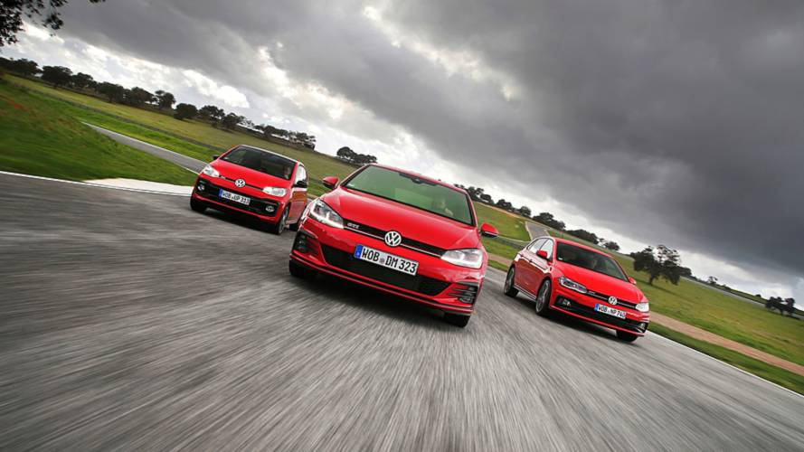 VW GTI with Waze app can take you to the UK's best driving roads