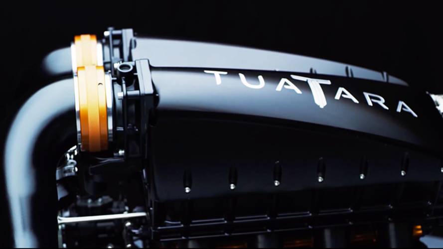 Take A Good Look At The SSC Tuatara's Beefy Engine