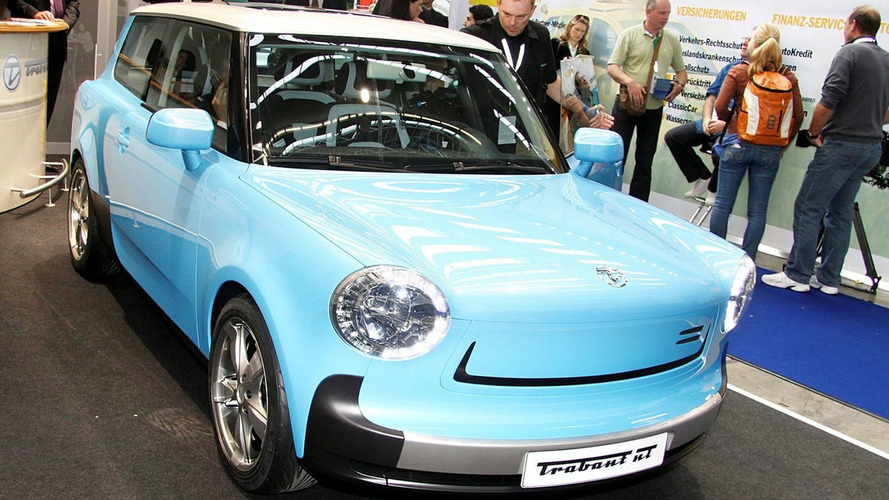 Trabant nT Concept Full Size Unveiling in Frankfurt