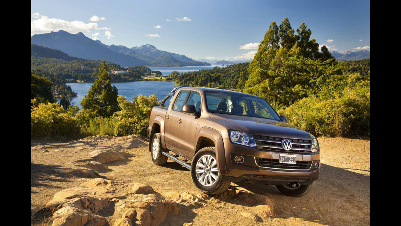 Crash Test Volkswagen Amarok
