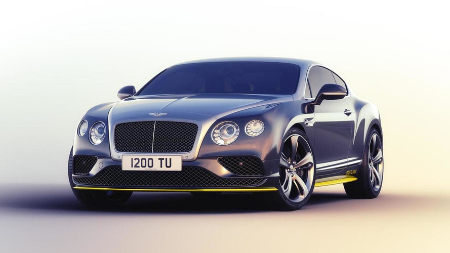 Bentley shows how the Continental GT Speed Breitling Jet Team Series by Mulliner was made [video]