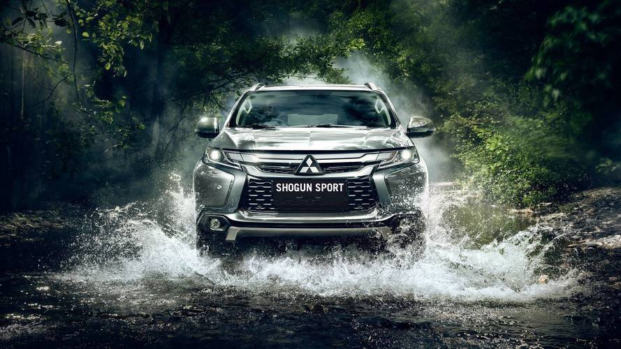 UK prices announced for Mitsubishi Shogun Sport