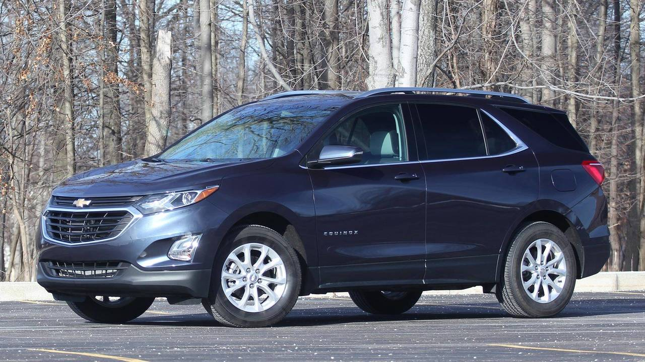 2018 Chevy Equinox Diesel Review