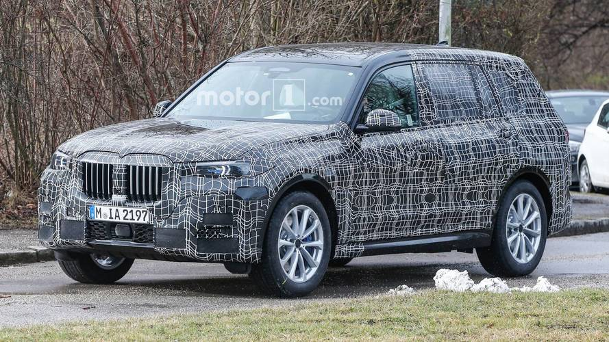 Hardcore BMW M7 SUV Reportedly Under Consideration