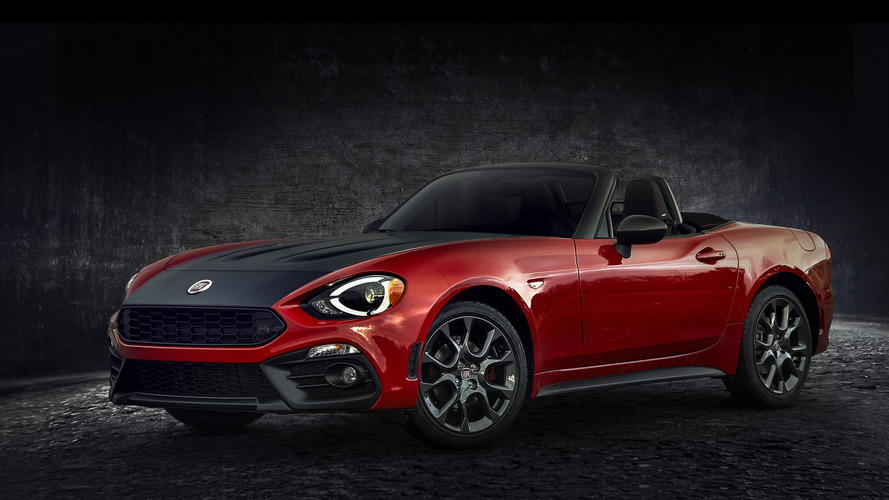 2017 Fiat 124 Spider Elaborazione Abarth unveiled with 160 hp
