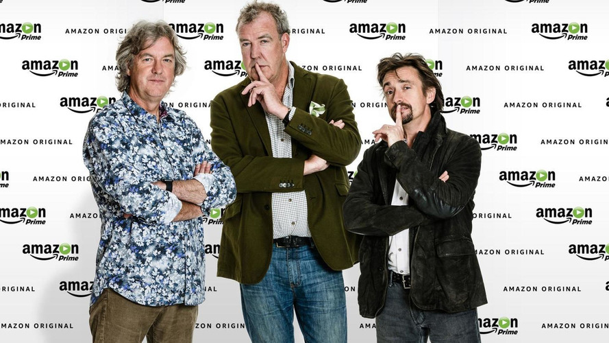Amazon reportedly paid Clarkson, May, Hammond $250 million for 3-year, 36-episode deal