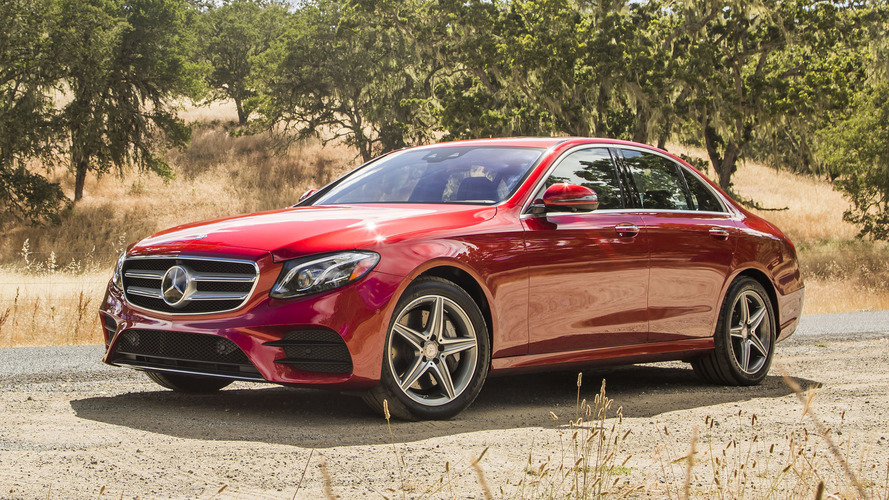 First Drive: 2017 Mercedes-Benz E-Class