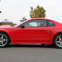 The Ford Mustang Cobra R is One Mean Future Classic