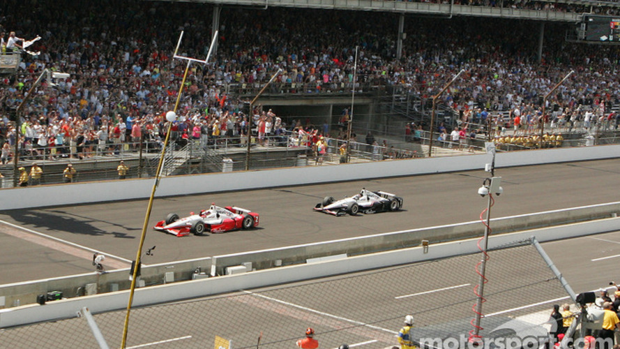 Reserved seating sold out for Indy 500