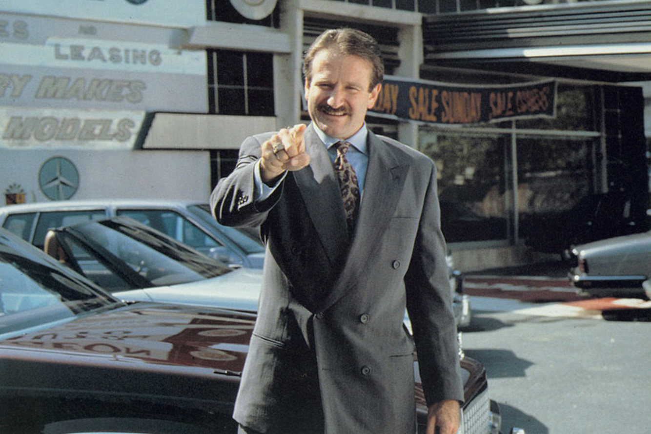 Robin Williams: More Than Just the Cadillac Man [w/Video]