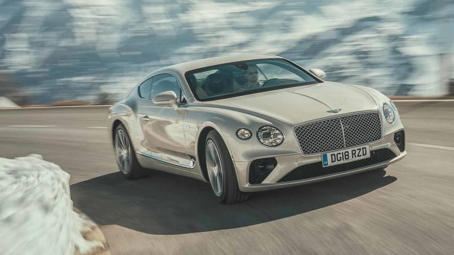 2019 Bentley Continental GT First Drive: A Grand Grand Tourer
