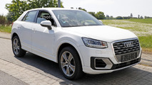 2019 Audi SQ2 new spy photos