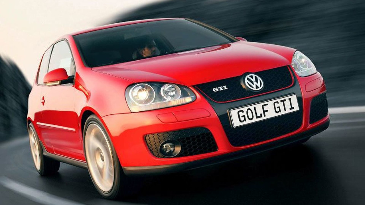 New VW Golf GTI
