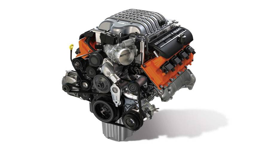 Hellcat Everything! Factory Mopar Crate Engine Now $4,500 Cheaper