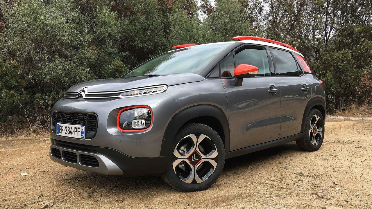 2018 citroen c3 aircross first drive photos. Black Bedroom Furniture Sets. Home Design Ideas