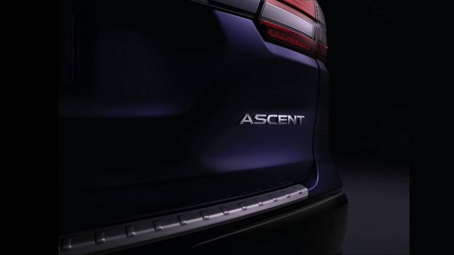 Production-Ready Subaru Ascent Teased Prior To November 28 Reveal