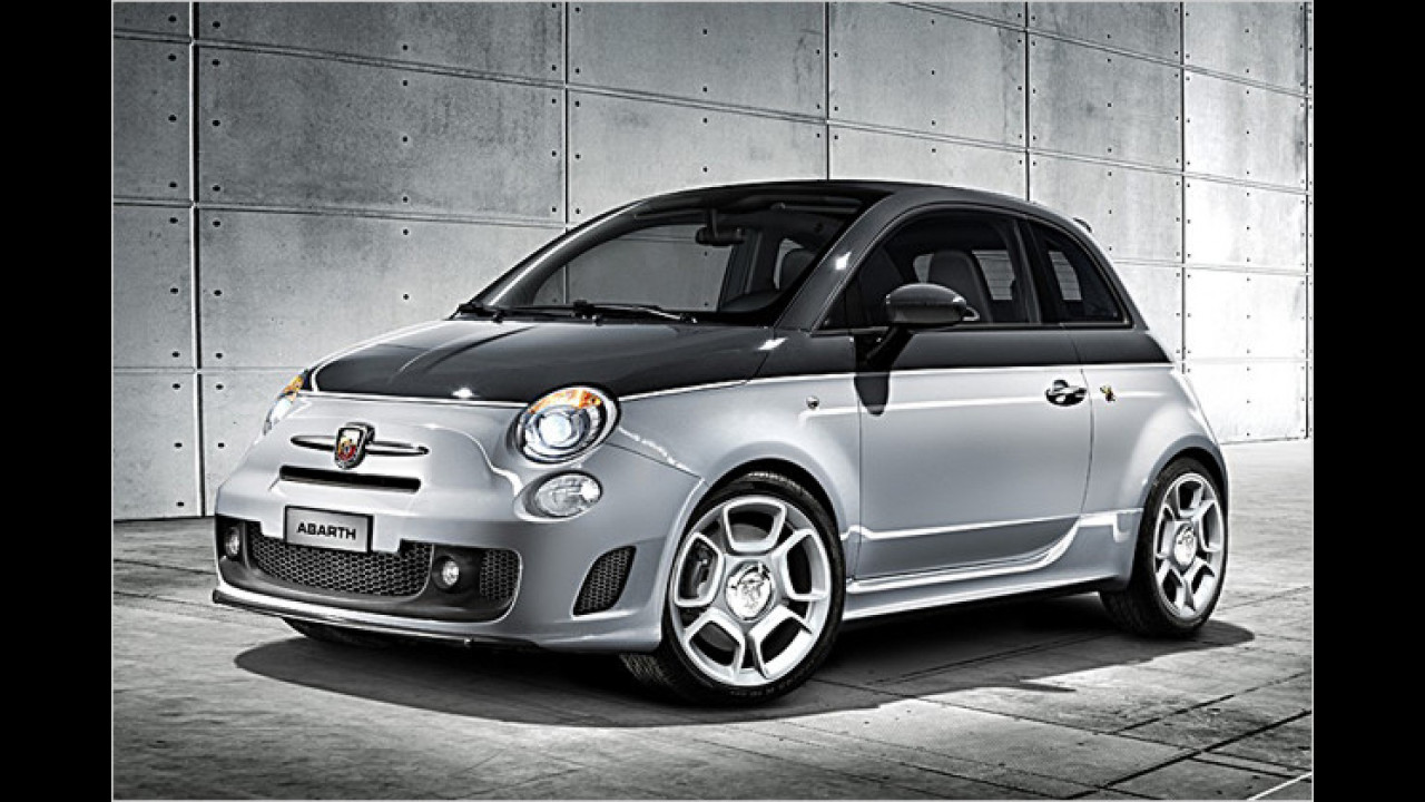 Abarth in Genf