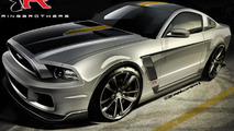 2013 Ford Mustang GT by Ringbrothers for SEMA 24.10.2012