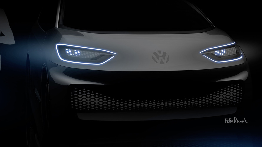 VW Promises I.D. Electric Sedan Concept Will 'Surprise'