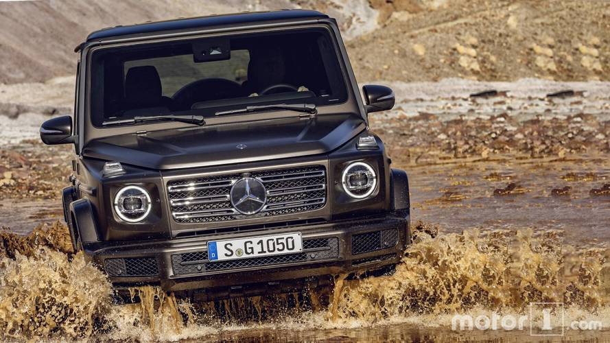 2018 Mercedes-Benz G-Class: See the changes side-by-side