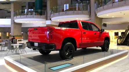 Chevy Says Silverado Trailboss Is No Raptor, But Should Sell Well