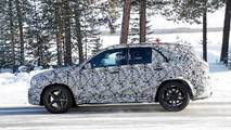 2020 Mercedes-AMG GLE 63 New Spy Photos