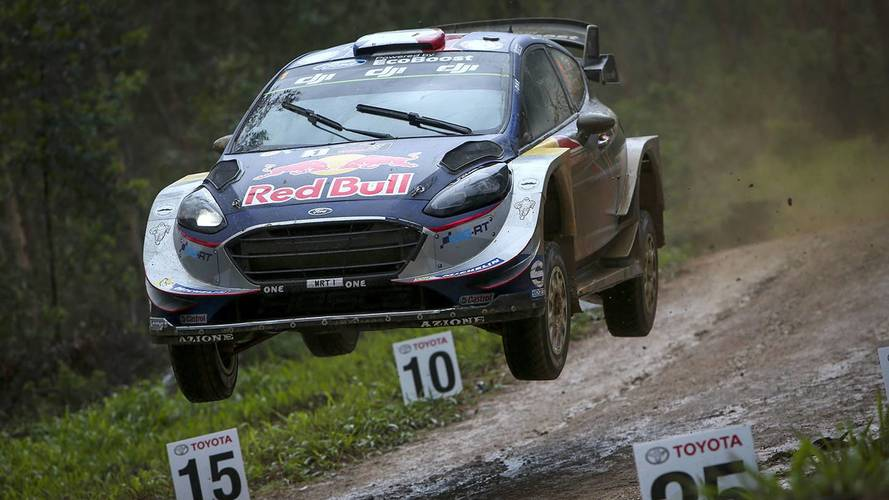 Autosport Awards: Sebastien Ogier Wins Rally Driver Of The Year