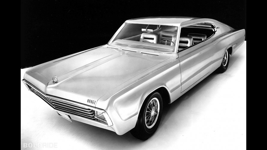 Dodge Charger II Concept