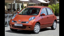 Nissan Micra restyling