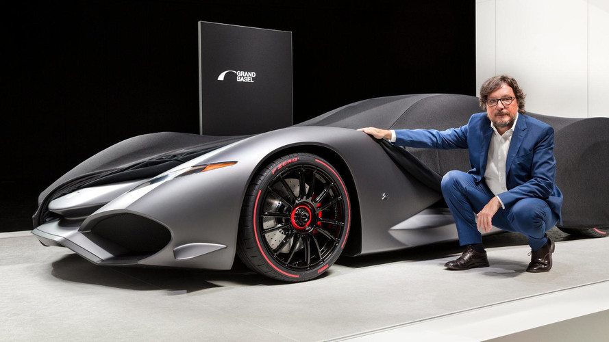 Zagato Vision GT Supercar Concept Is A Tribute To Iso Rivolta