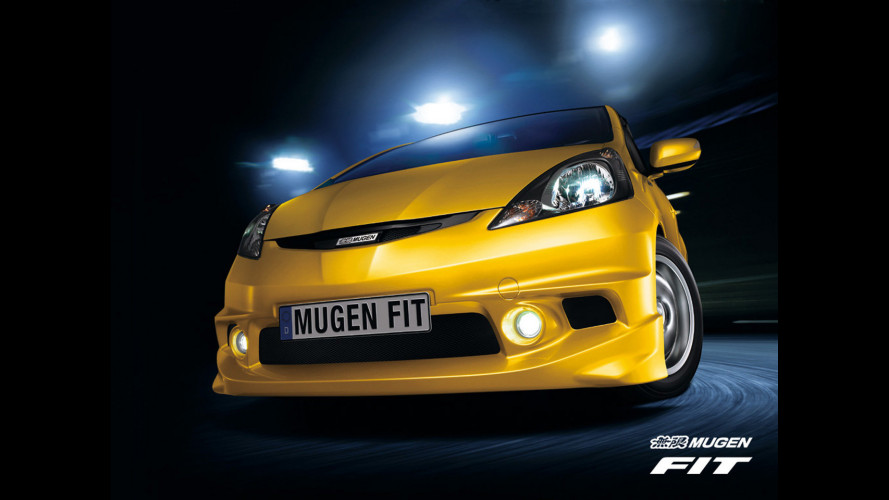 Honda Fit by Mugen