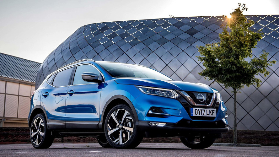 Nissan Qashqai Buyers Are Ignoring Base-Spec Cars