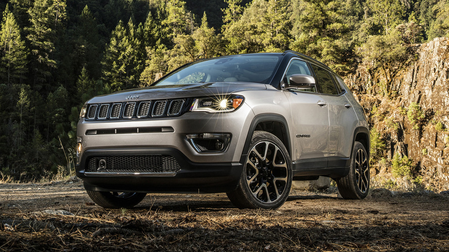 2017 Jeep Compass U.S. Spec