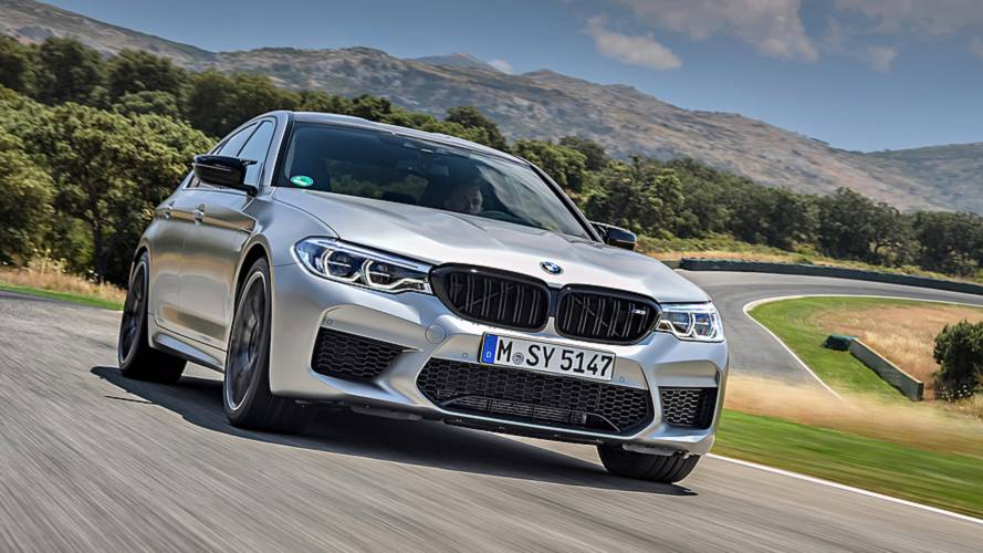 BMWs 625 PS starker M5 Competition im Test