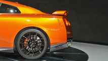 2017 Nissan GT-R live at New York Auto Show 2016