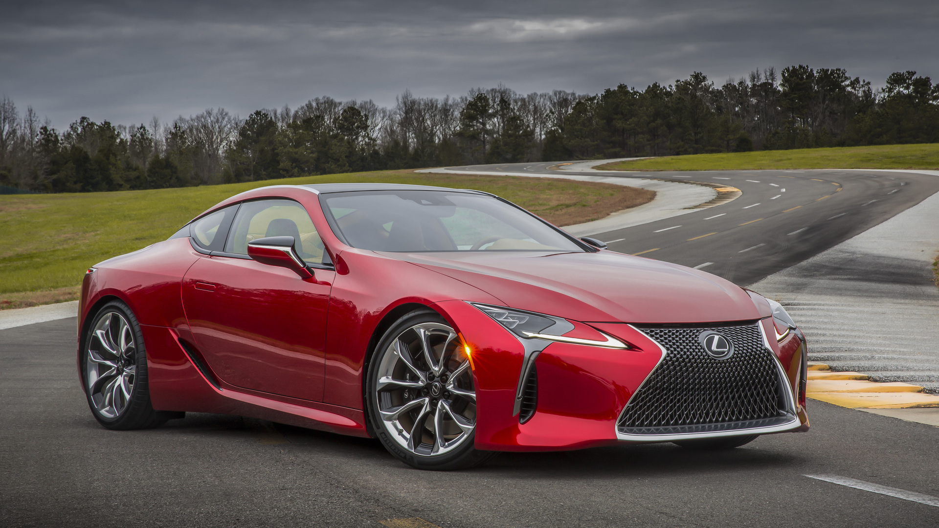 Lexus LC 500 News and Reviews