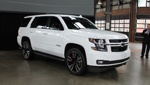 2018 Chevy Tahoe RST