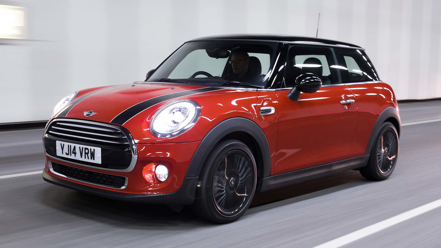 2014 Mini Hatch review