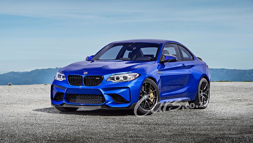 BMW M2 Competition Name Confirmed In Instrument Cluster Photo