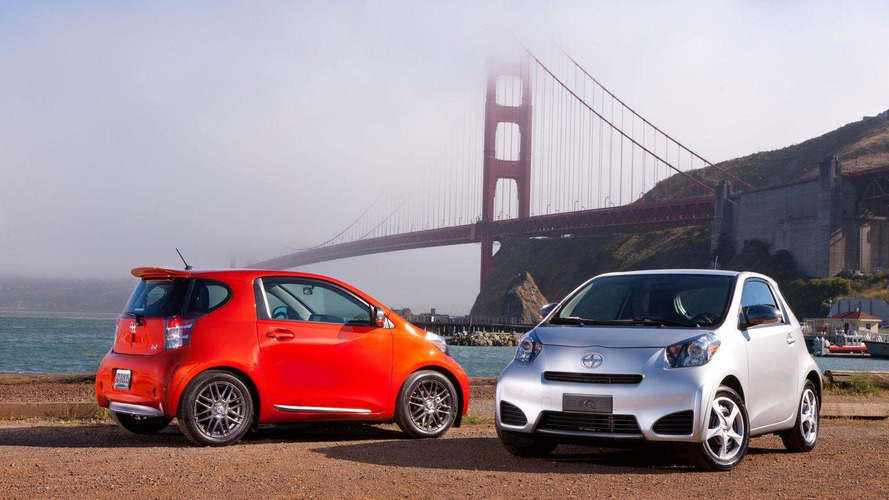2012 Scion iQ announced for October market launch